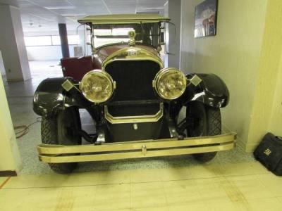 1923 Flint Touring