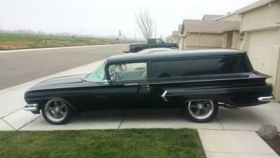 1960 Chevrolet Biscayne Wagon