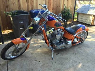 2003 Big Dog K9 Chopper Softtail