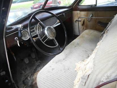 1949 Packard Sedan 4