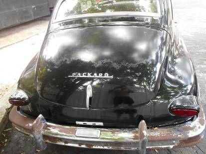1949 Packard Sedan 5