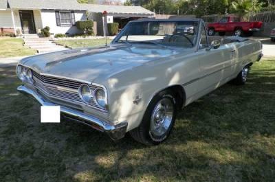 1965 Chevrolet Malibu Convertible