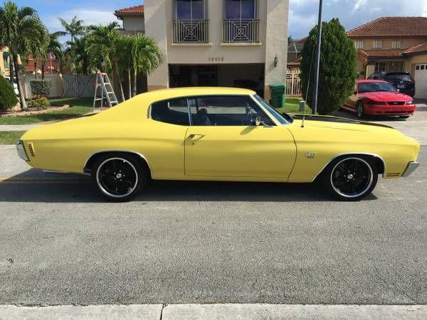 1970 Chevrolet Chevelle 4