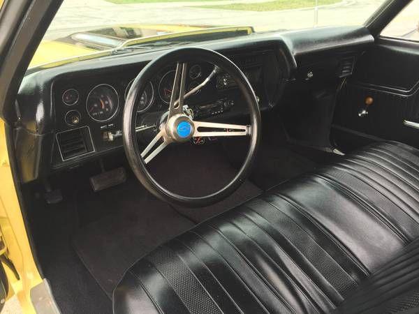 1970 Chevrolet Chevelle 5