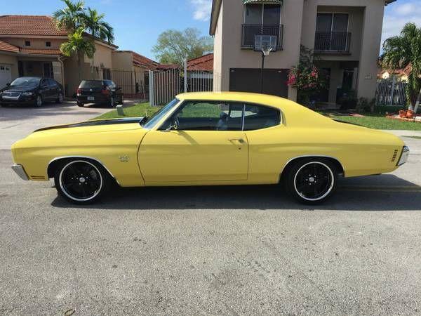1970 Chevrolet Chevelle 1