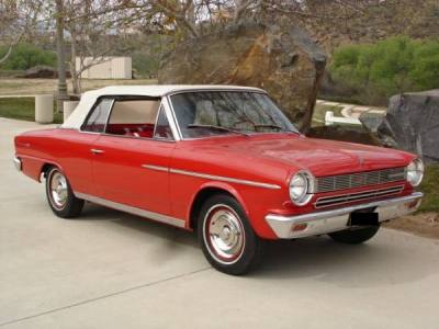 1964 AMC Rambler Convertible