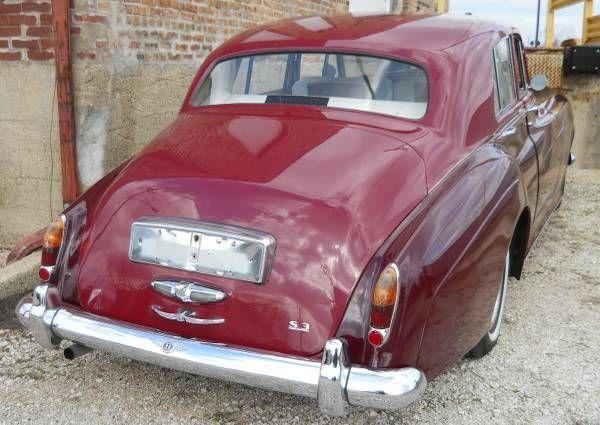 1963 Bentley S3 2