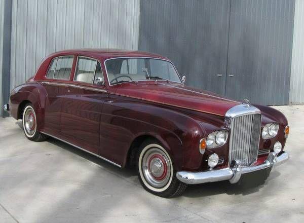 1963 Bentley S3 4