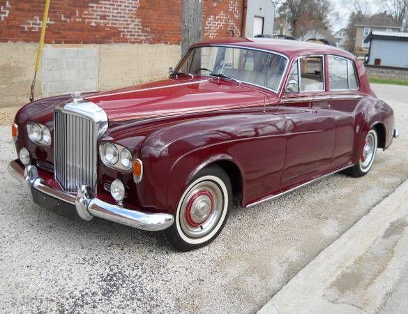 1963 Bentley S3 1
