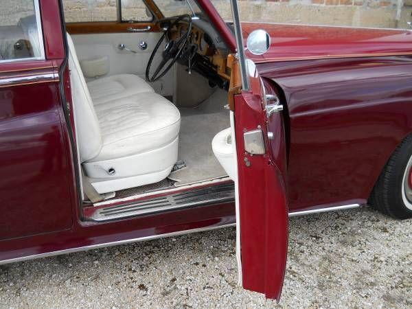 1963 Bentley S3 5