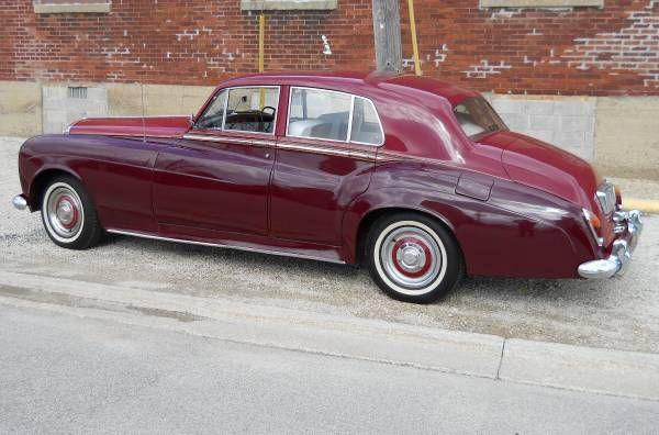 1963 Bentley S3 6