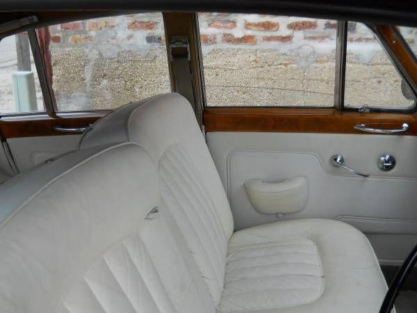 1963 Bentley S3 7