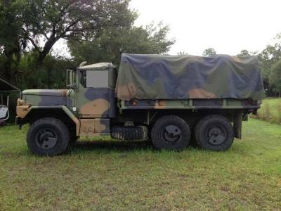 1984 Military Truck