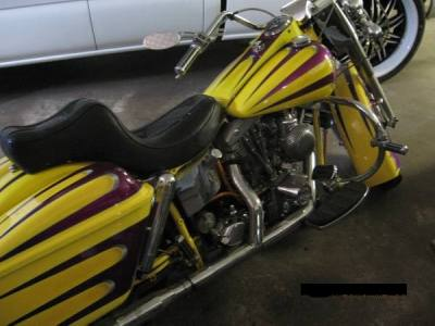 1977 Harley Davidson Shovelhead