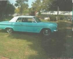 1966 AMC Rambler Convertible