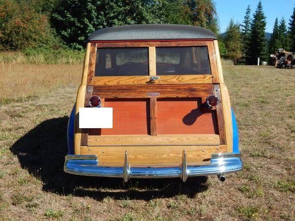 1941 Oldsmobile Woodie 4