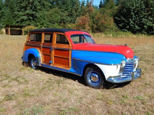 1941 Oldsmobile Woodie 5