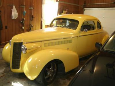 1937 Buick Coupe Street Rod