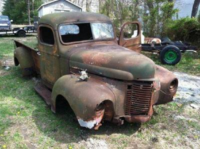 1946 International Pick up