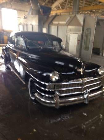 1948 Chrysler Windsor 1