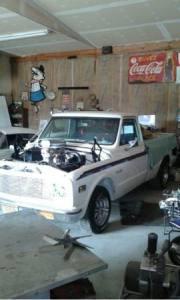 1971 Chevrolet Cheyenne Longbed