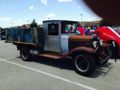 1929 Chevrolet Truck