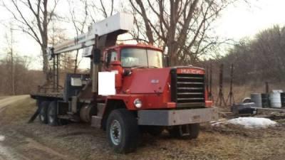 1978 Mack Boom Truck