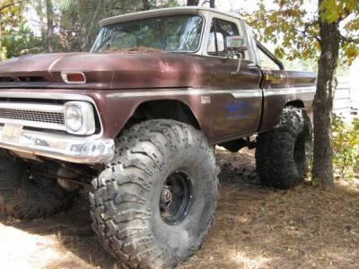 1966 Chevrolet SWB