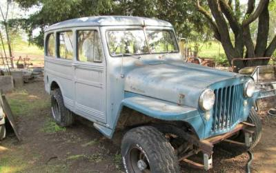 1950 Jeep Wagoneer