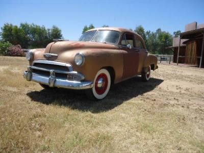 1952 Chevrolet Delray