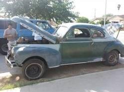 1941 Chevrolet Gasser