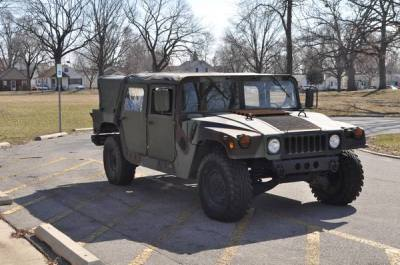 1986 Hummer AM General M996