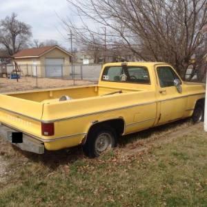 1979 Chevrolet Bonanza Pickup