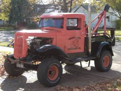 1932 Ford Tow Truck