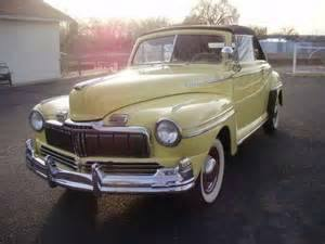 1948 Mercury Eight Convertible