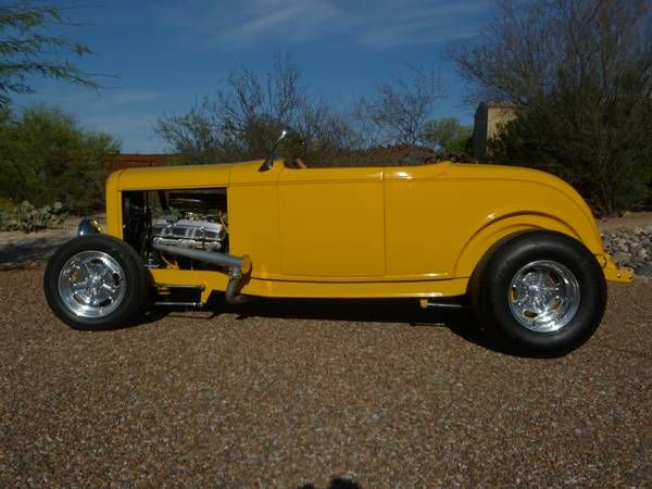1932 Ford Roadster 1