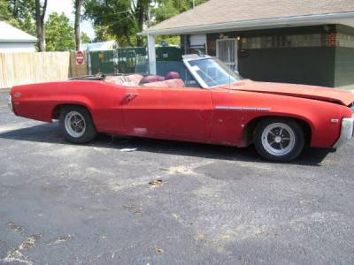 1970 Buick La Sabre Convertible