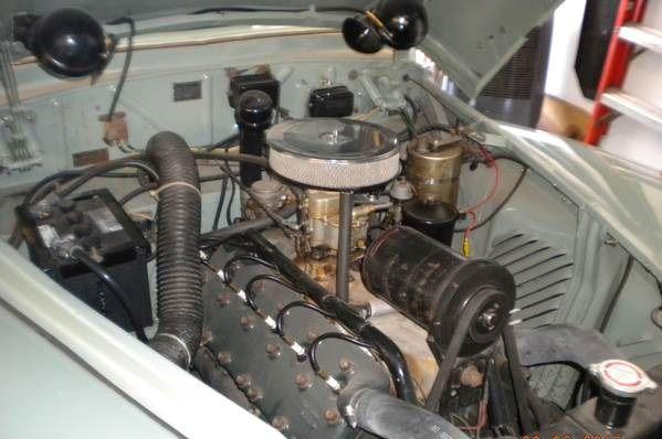 1948 Lincoln Continental 3