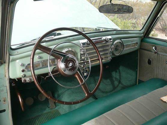 1948 Lincoln Continental 5