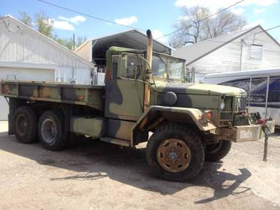 1979 Military Truck