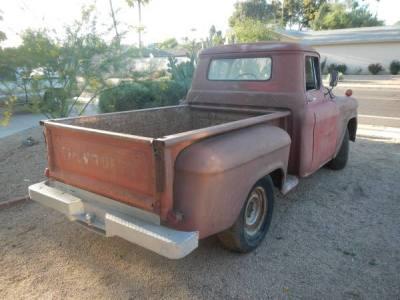 1956 Chevrolet Stepside Pickup