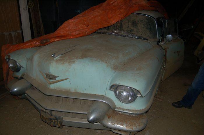 1956 Cadillac Deville 1