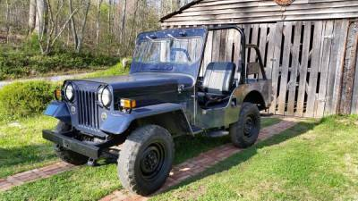 1982 Willys Jeep