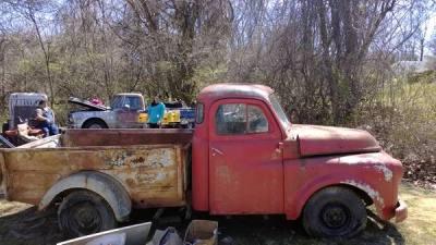 1952 Dodge 1/2 Ton