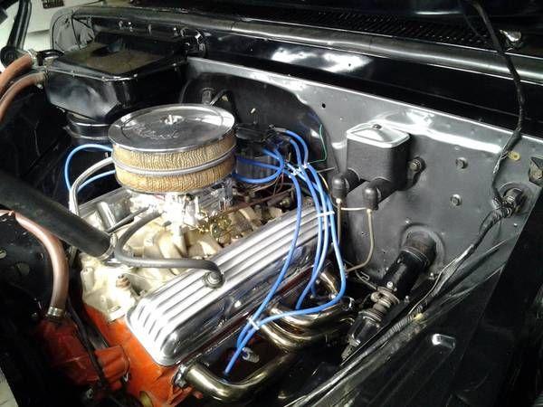 1961 Chevrolet K20 2
