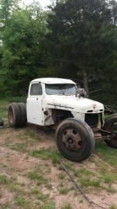 1952 Ford Rat Rod