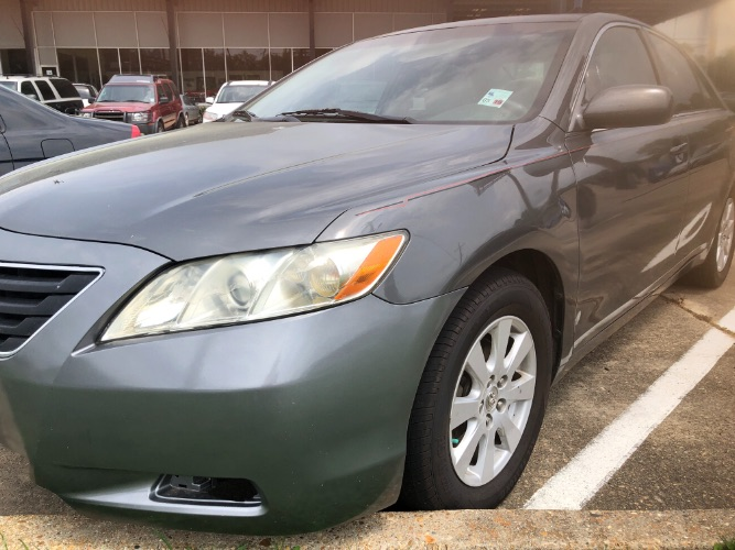 2009 TOYOTA CAMRY BASE