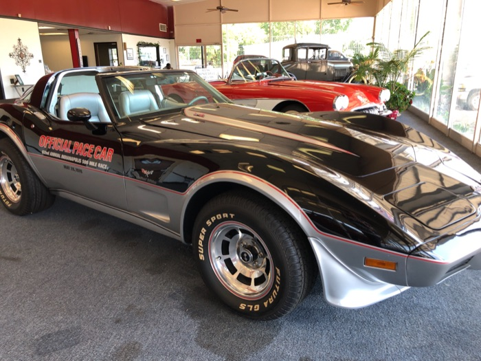 1978 Chevy Corvette Limited Edition