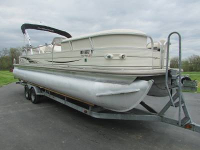 2006 SUN TRACKER PARTY BARGE 27FT REGENCY EDITION