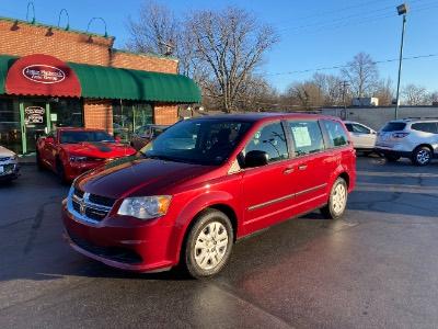 2014 Dodge Grand Caravan American Value Pkg